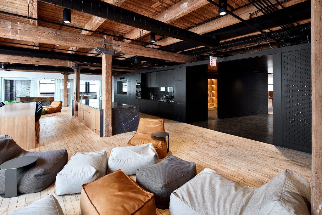 Дизайн интерьера офиса - Фото 1.