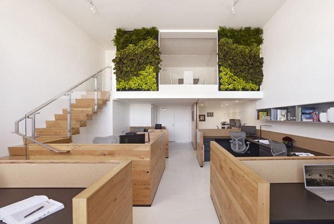 Дизайн интерьера офиса - Фото 2.