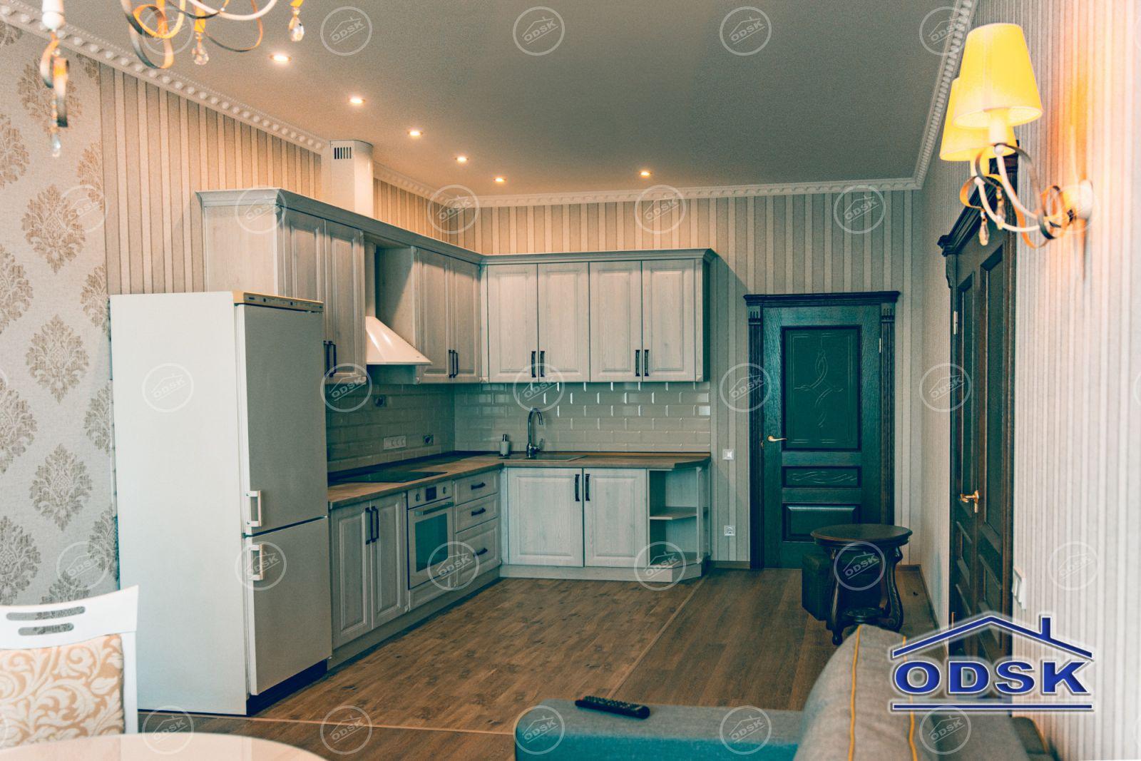 Пример ремонта кухни под ключ №5.